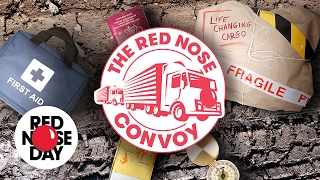 The Red Nose Convoy