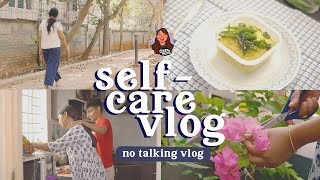 Why Self- Care is important - Silent Vlog | Cheeky Vlogs