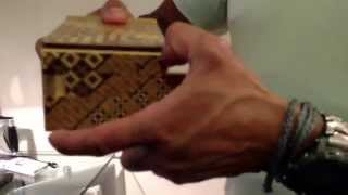 How To Open Japanese Puzzle Box 21 Steps (homitsu Bako)