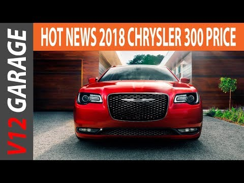 THE BEST 2018 Chrysler 300 Review, Changes and Redesign