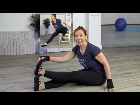Who is Jesus? Stretching Workout + Chair Options (Part 3)