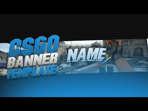 TOP 5│Youtube Channel Banner Template [Photoshop] HD FR... | Doovi