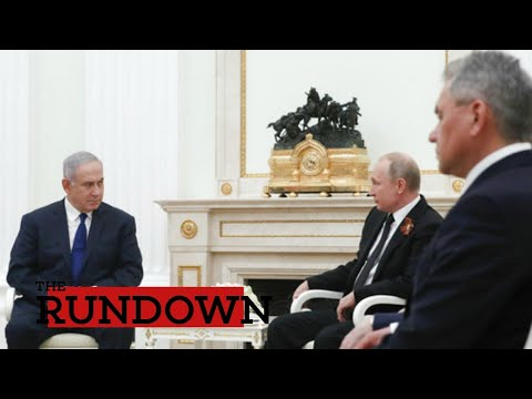 Netanyahu Looking to Heal Israel-Russia Rift at Paris Conference