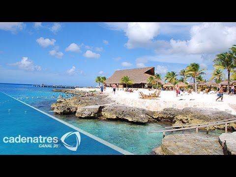 Isla Cozumel, Quintana Roo. De Tour  07/02/15
