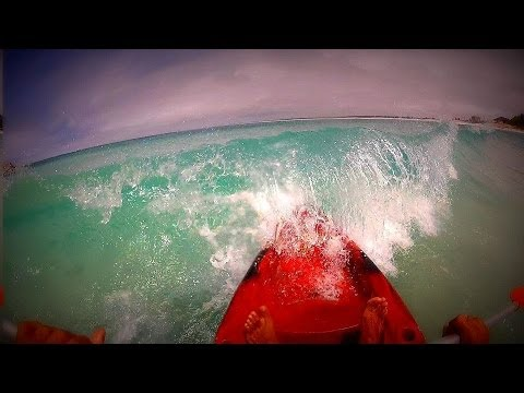 Testando Os Limites Do Caiaque Explorer - Pesca Com Caiaque - Kayak Fishing - Leogafanha