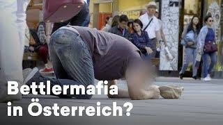Doku Bettlermafia in Österreich? | Das Geschäft mit der Armut