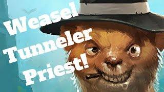 Weasel Tunneler Priest Secretly OP? [Hearthstone Game of the Day]