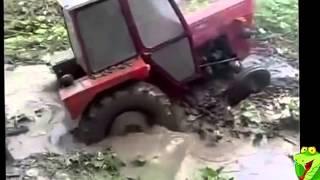 трактористы мочат приколы