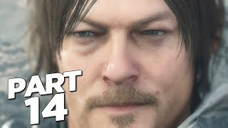 DEATH STRANDING Walkthrough Gameplay Part 14 - TRIAL (FULL GAME)