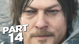 Death Stranding Walkthrough Gameplay Part 14   Trial (full Game)