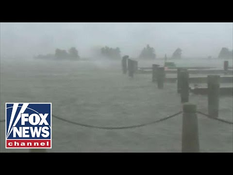 Rising tides elevate storm surge in Morehead City, NC