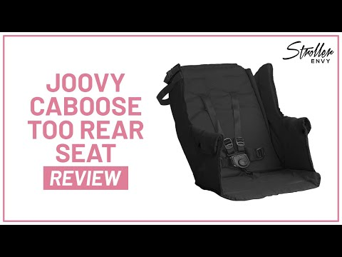 Joovy Scooter X Double Stroller Car Seat Adapter