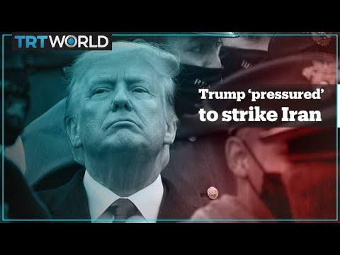 Israel And Saudi Arabia Reportedly Pressuring Trump To Strike Iran