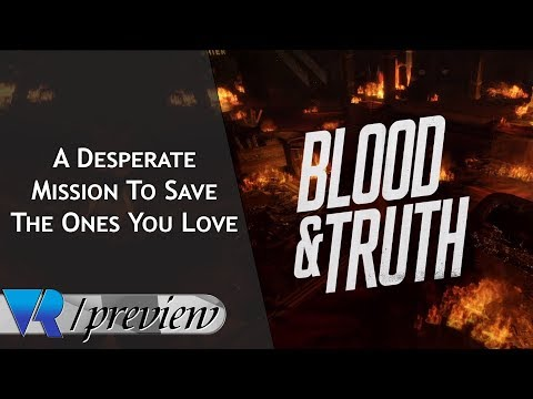 Blood and Truth Preview