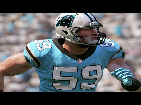 97 OVR!! LUKE KUECHLY BALLING | MADDEN 17 ULTIMATE TEAM GAMEPLAY EPISODE 50