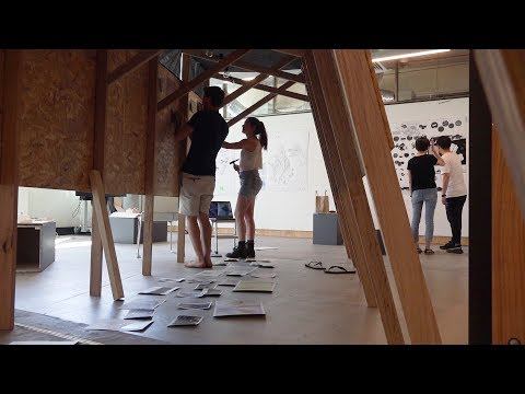 Monash Master Of Architecture Graduate Exhibition: Collaborate, Construct, And Curate