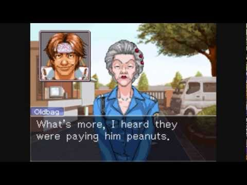 Phoenix Wright: Ace Attorney - Ep. 3, Part 2: Global Studios