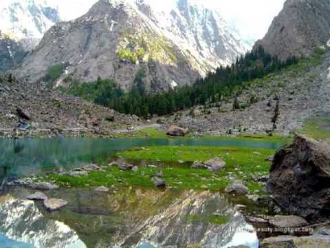 SWAT VALLEY PAKISTAN BEAUTY WITH BEAUTIFLL PASHTO SONG