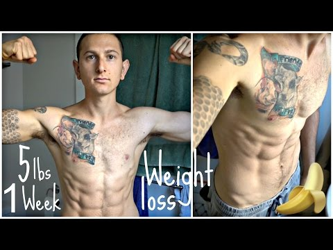 How I Lost 5 pounds In A Week Eating 200 Bananas🍌Banana Island Review