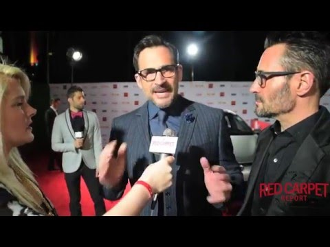 "Lawrence & Greg Zarian Interviewed at The Trevor Project's ""TrevorLIVE Los Angeles"" #‎TrevorLIVE"