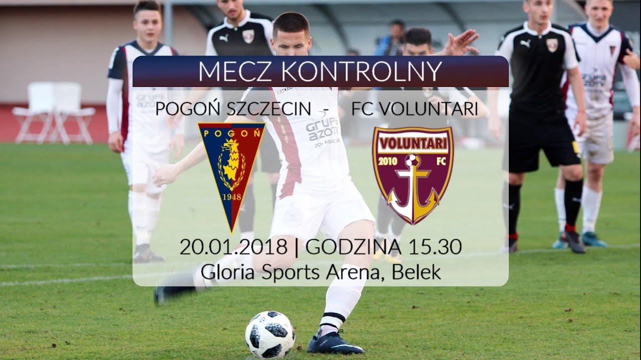 Belek 2018 – Dzień 4 – Pogoń Szczecin – FC Voluntari 3:2 (1:0)