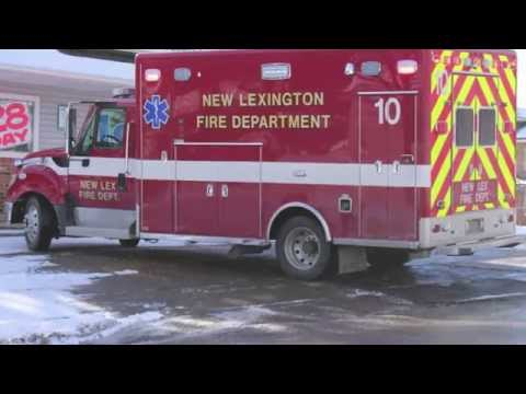 New Lexington 911 Call