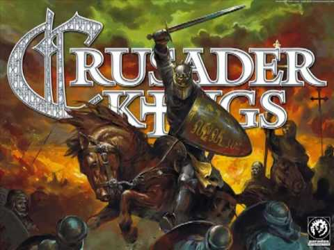 Crusader Kings Soundtrack - Scorpion in the Sand