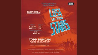 Big Mole - Chapel Scene (Lost In The Stars/1949 Original Cast/Remastered)