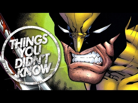 Thumbnail: 7 Things You (Probably) Didn't Know About Wolverine!