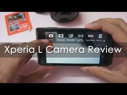 Sony Xperia L Midrange Android Phone Camera Review - Geekyranjit