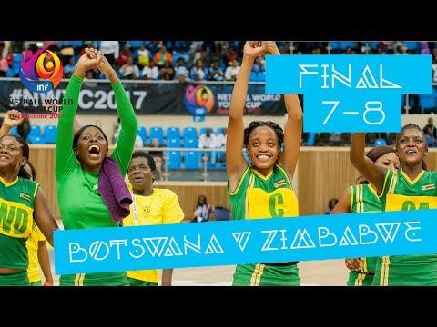 Botswana v Zimbabwe | #NWYC2017