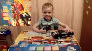 S+S Toys Dima Star opens the toy box. Огляд р/у машини.