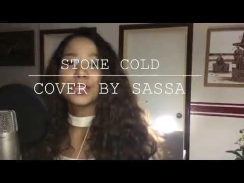 DEMI LOVATO - STONE COLD (COVER BY SASSA)