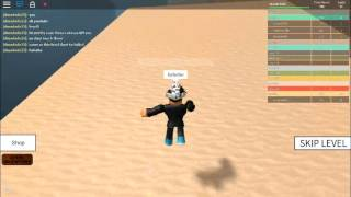 Trying out speed run (roblox)