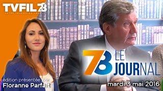 7/8 Le journal – Edition du mardi 3 mai 2016