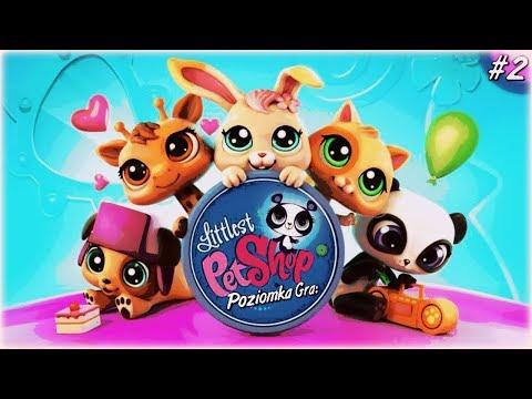 """Poziomka Gra: Littlest Pet Shop #2 """"Kolejne słodziaki do kolekcji"""""""