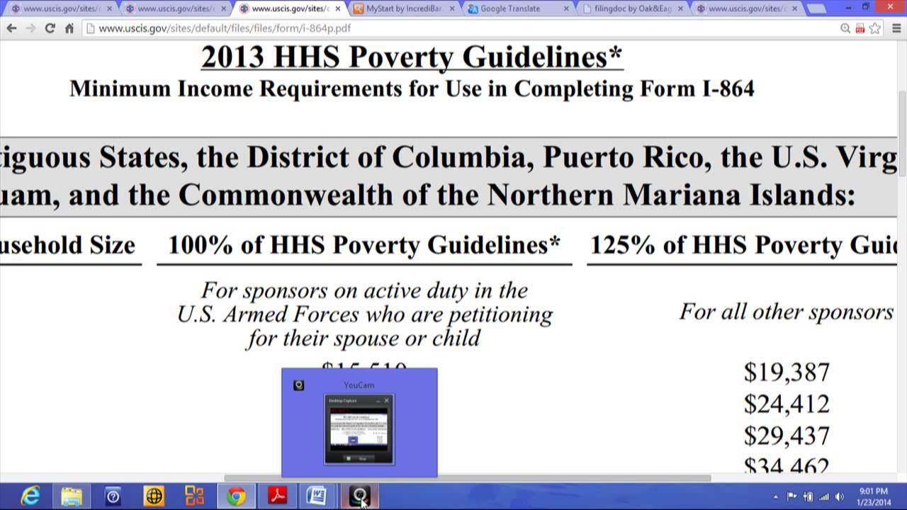 Affidavit of support introduction household size and poverty affidavit of support introduction household size and poverty guideline youtube falaconquin