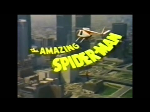 The Amazing Spider-man Opening and Closing Credits and Theme Song