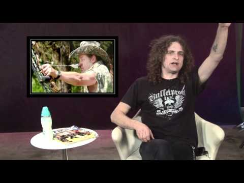 """Hairbanger's Ball - Ted Nugent - """"Cat Scratch Fever"""""""
