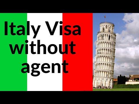 Italy Visa For Pakistani