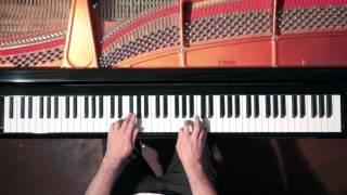 Bach Sinfonia No.14 - P. Barton, FEURICH Harmonic Pedal piano