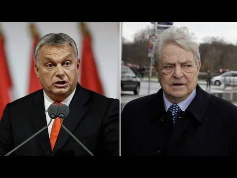 Hungary Introduces 'Stop Soros' Law!!!