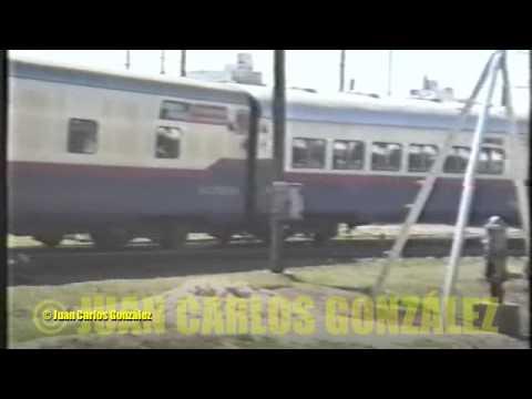 Maniobras en Federico Lacroze Año 1988