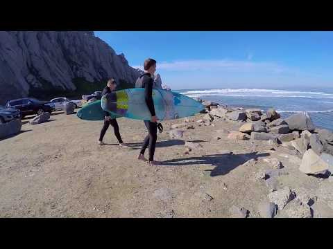 How to Surf at Morro Bay