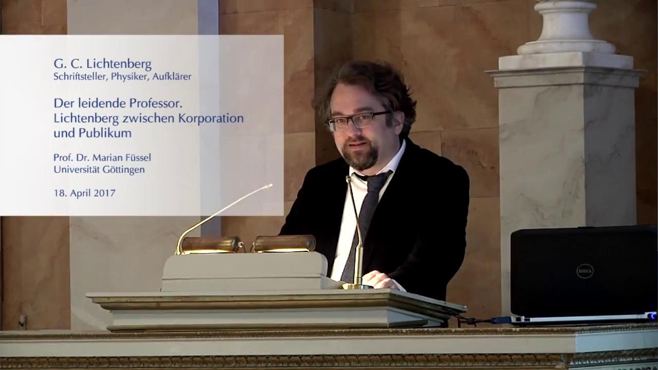 Lichtenberg Professur