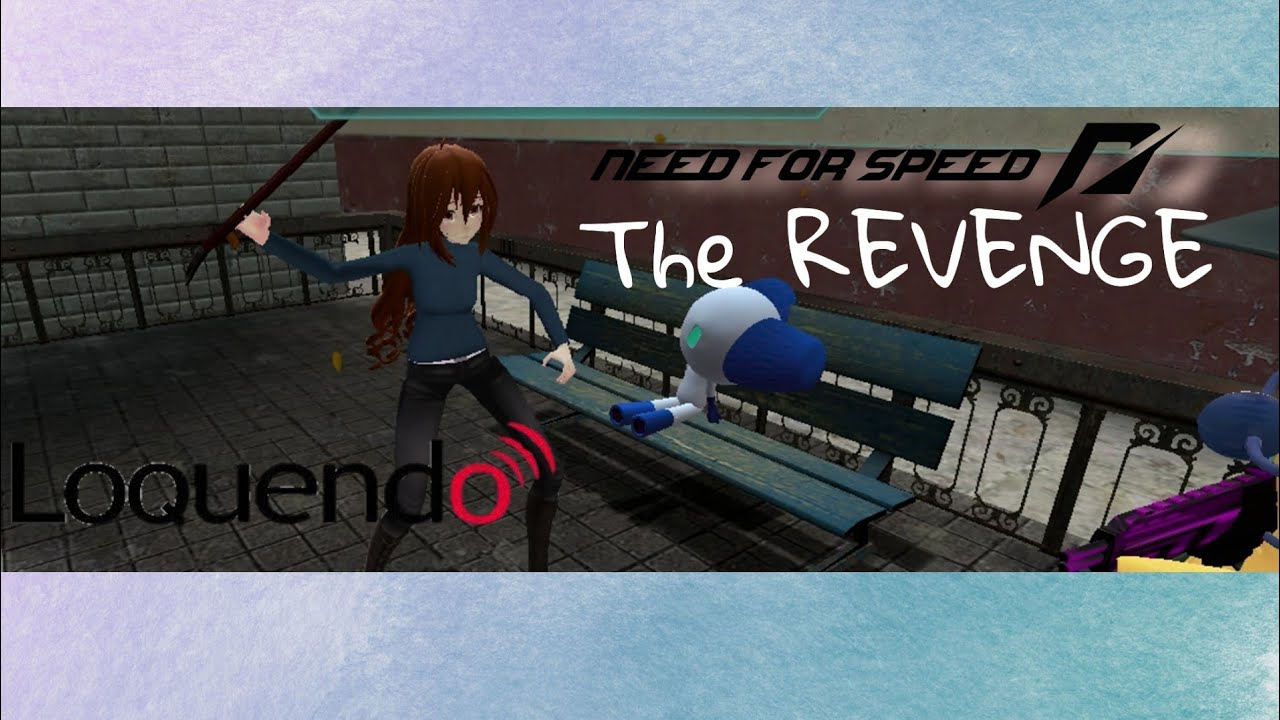 The Need For Speed Revenge Loquendo (Venganza) La película 2020