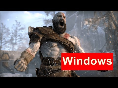 How to Play GOD OF WAR On Windows Pc | Explained