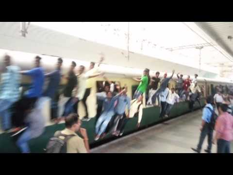 TRL Train route entry 1st day - 2017