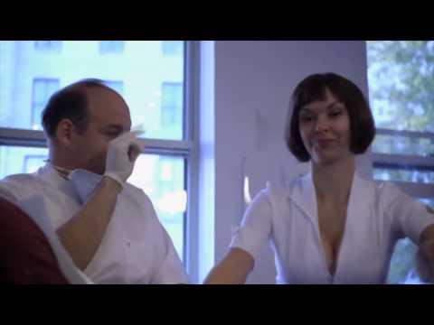 Ёжик у стоматолога (10 фото)