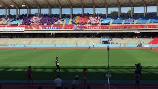 2018全日本インカレ女子4×400mR決勝